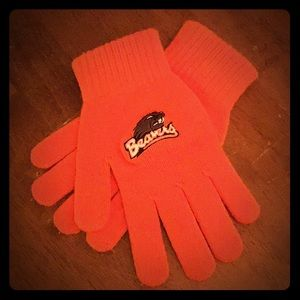 Oregon State Beavers Gloves